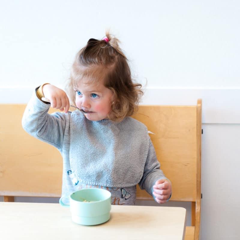 Warme maaltijd kinderdagverblijf Amsterdam
